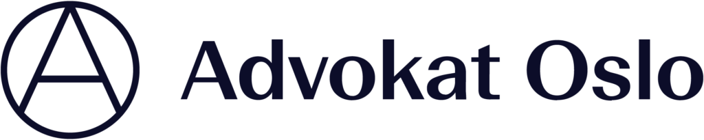 Advokat Oslo, horisontal logo