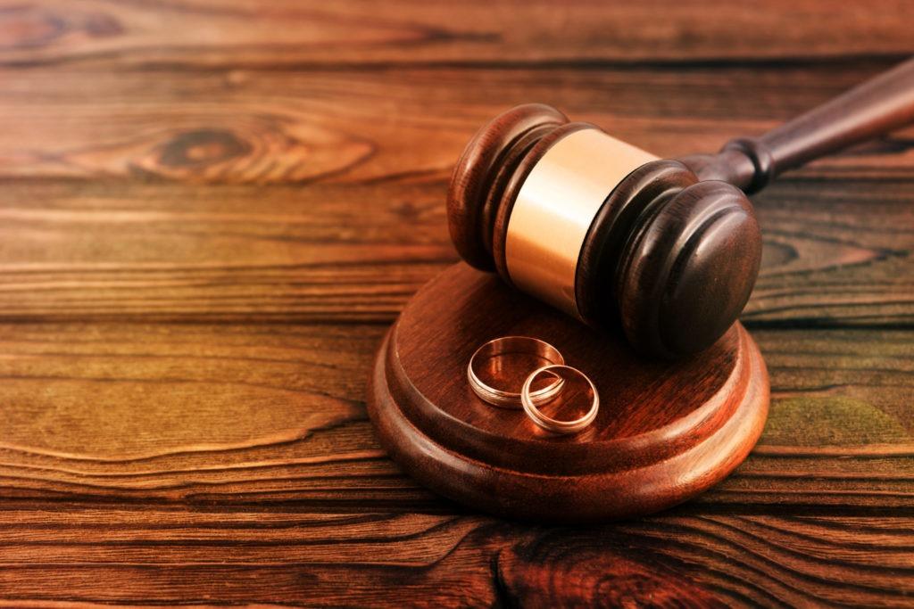 Illustrasjon skilsmisse dom